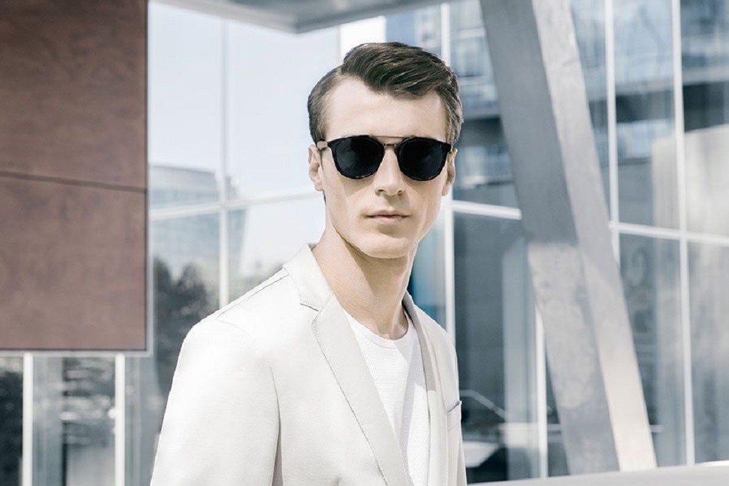 Boss Master the Light Eyewear Collection sunglasses