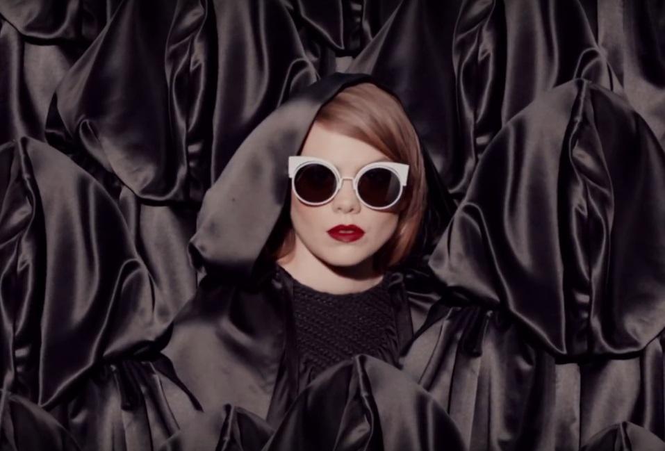 Coeur de Pirate Fendi Eyeshine Sunglasses