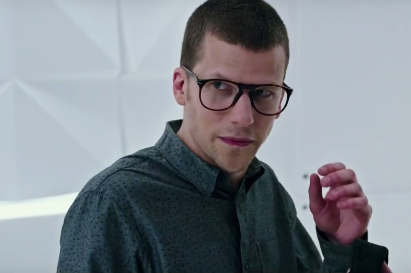 Jesse Eisenberg Wears Persol Glasses in Now You See Me 2 | Fashion ... Jesse Eisenberg