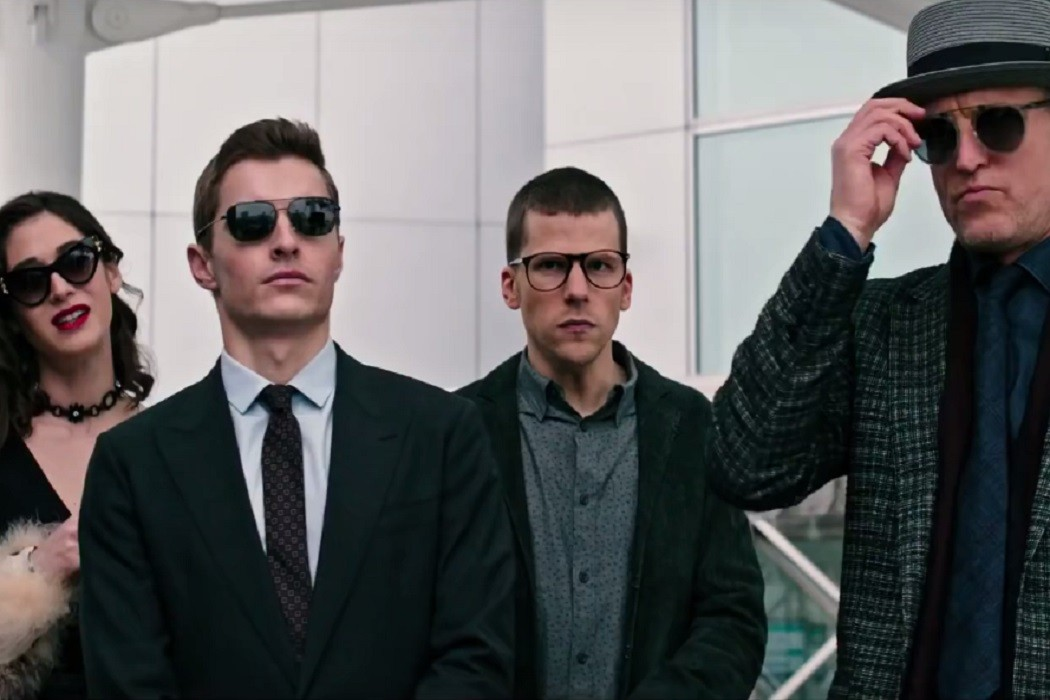 Jesse Eisenberg Now You See Me 2 Glasses