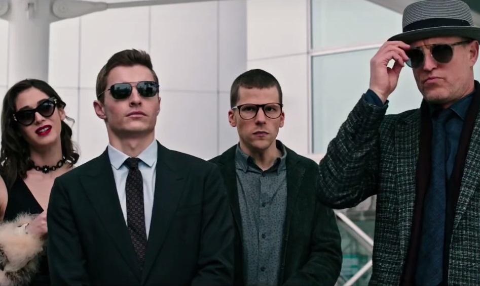Jesse Eisenberg Now You See Me 2 Glasses