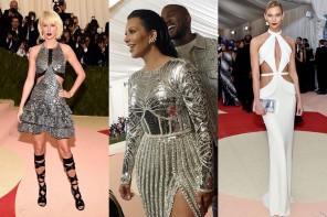 Futuristic Frames Inspired by Met Gala 2016 Fashion
