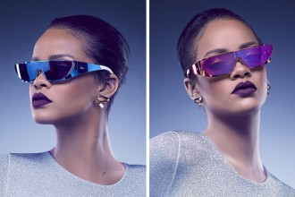Rhianna collaborates with Dior Eyewear