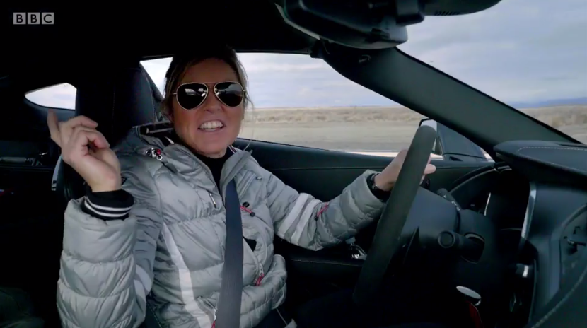 Sabine_Schmitz_Top_Gear_aviator_sunglasses
