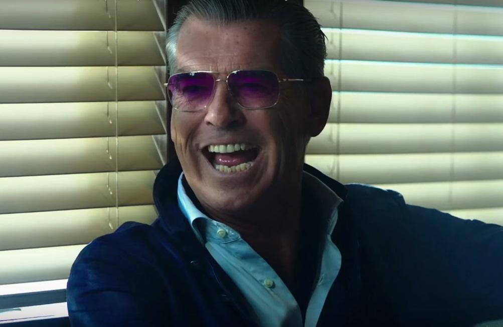 Urge sunglasses Pierce Brosnan