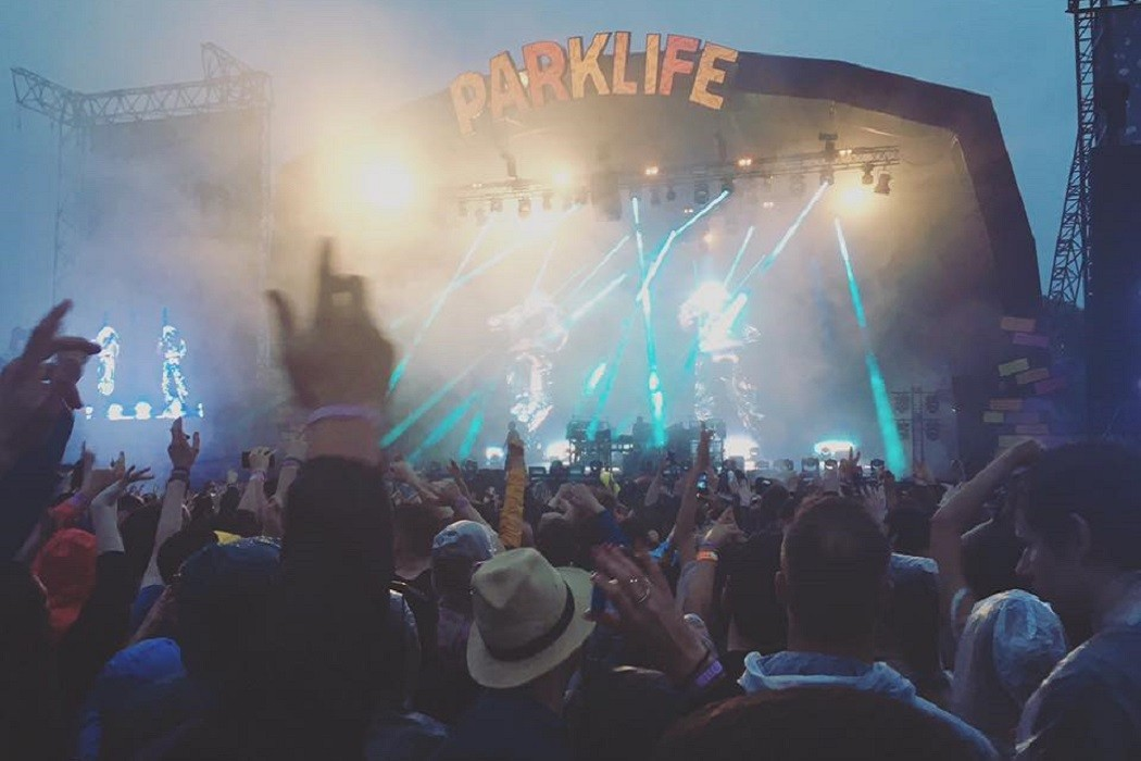 sunglasses parklife 2016