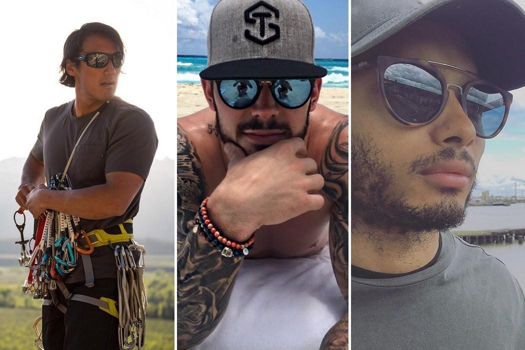 Celebrities and sports stars who love Revo sunglasses