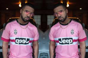 Drake Shocks Fans by Wearing Pink Sunglasses!