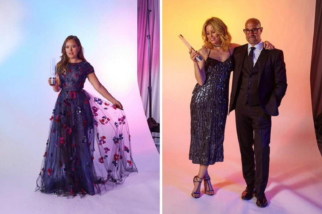 Glamour Awards 2016 fashion inspired glasses