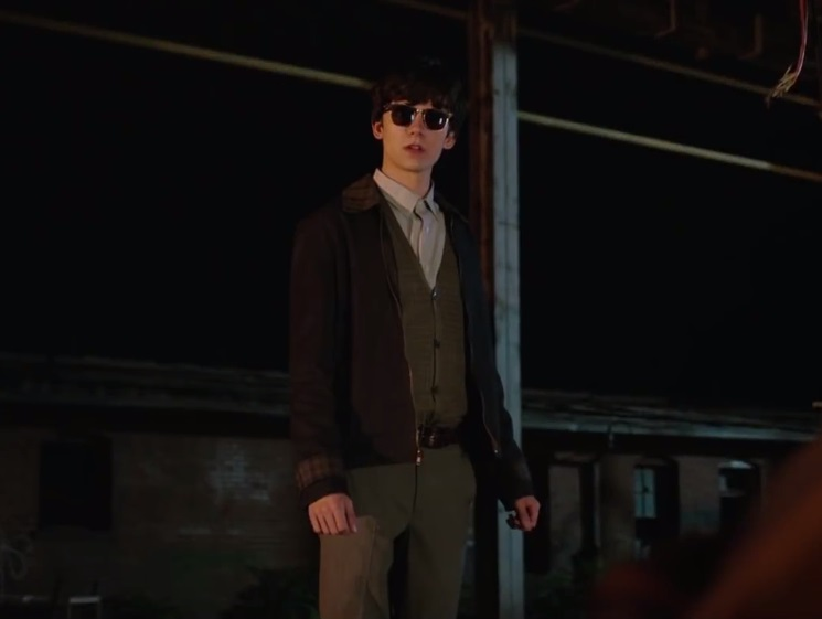 The Space Between Us Asa Butterfield sunglasses 2