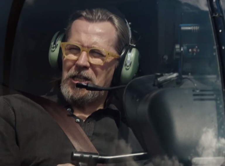 The Space Between Us Gary Oldman glasses