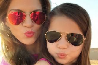 mum daughter matching sunglasses designer uk