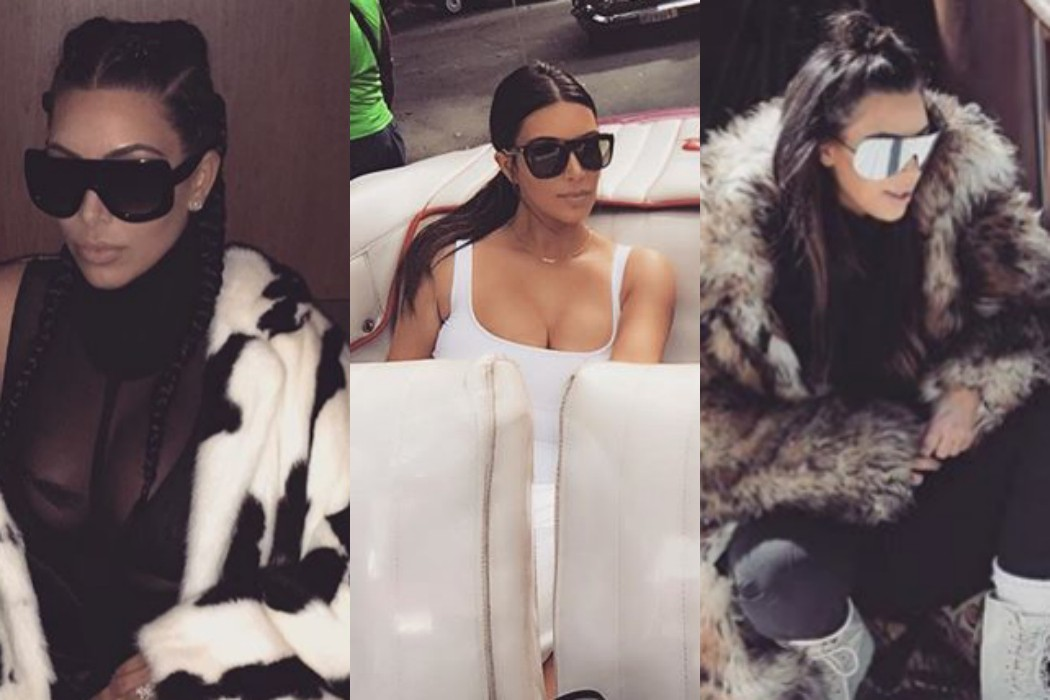 Steal Her Style: Kim Kardashian's favourite shades ...