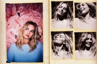Margot Robbie Diary Photo Album