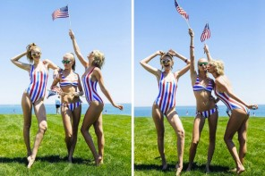 Be Inspired by Taylor's 4th July Squad Goals for Summer Shades