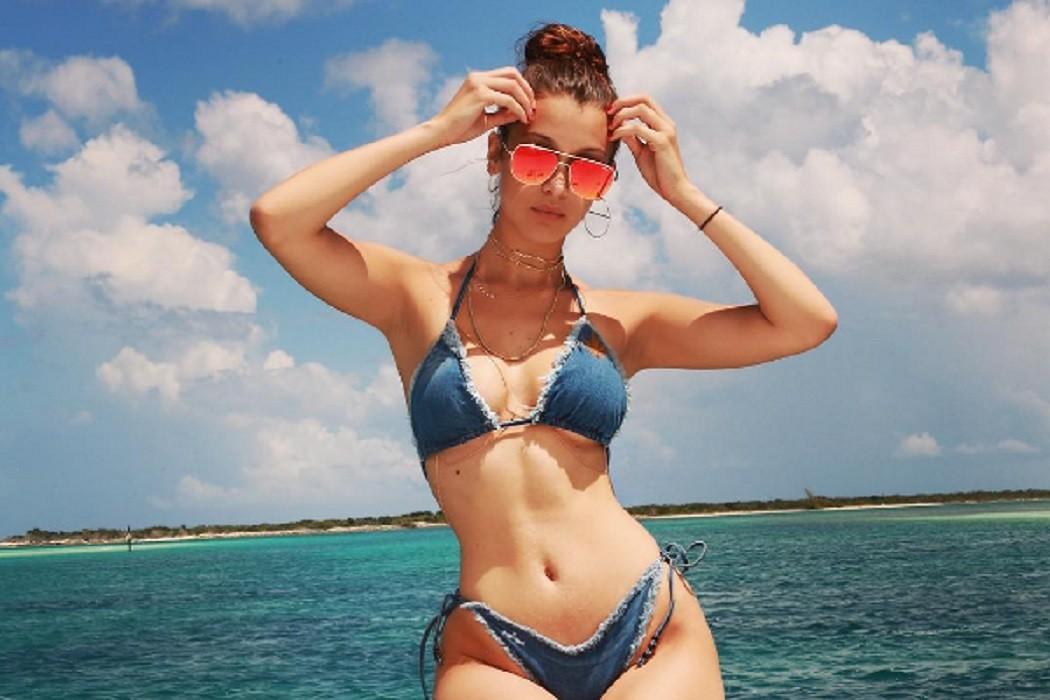 bella hadid sunglasses style steal