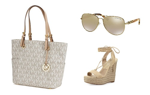 michael kors handbag and sunglasses 1