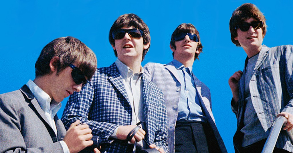 beatles sunglasses style steal