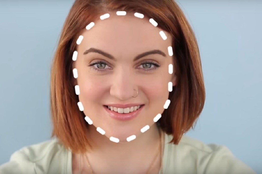 how to know face shape for glasses