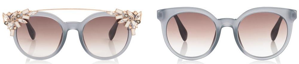 jimmy choo vivy detachable sunglasses