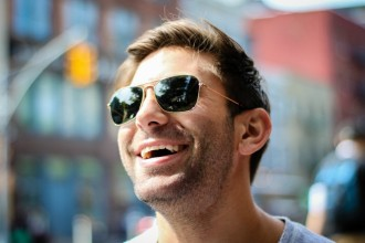 Mens Sunglasses Guide: Face Shape