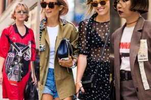 NYFW Street Style: Eyewear and Sunglasses Trends for SS17