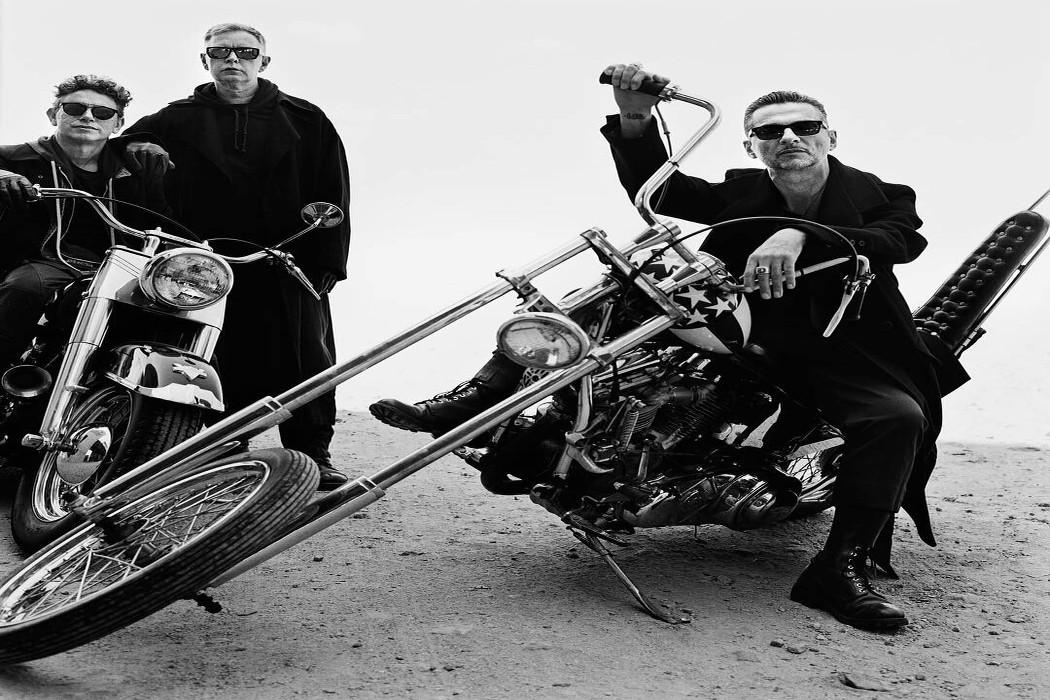 Depeche Mode sunglasses style