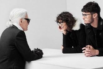 famous fashion designers who wear glasses