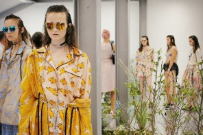 London Fashion Week SS17 Eyewear Trends