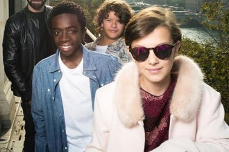 millie bobby brown sunglasses stranger things
