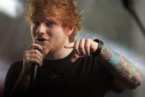 Style Stalker: Ed Sheeran's Favourite Specs