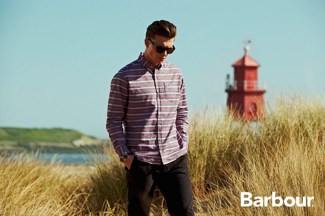 barbour sunglasses campaign image
