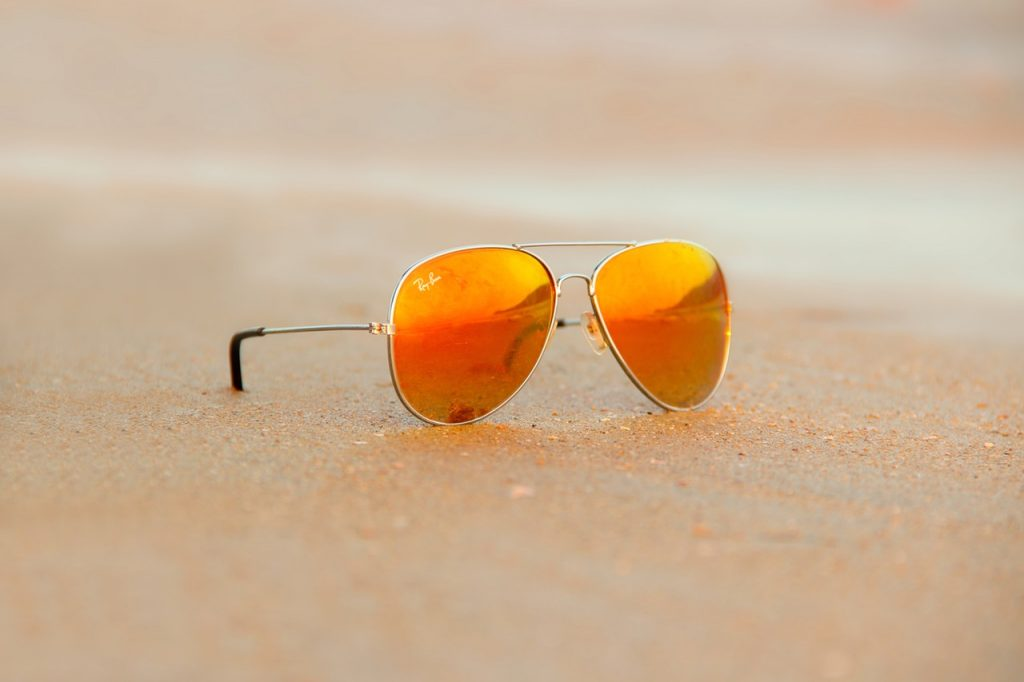 Aviators Orange Tinted