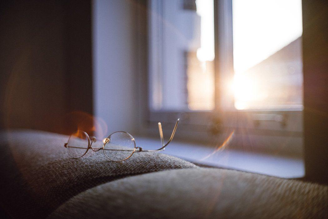Glasses Glare