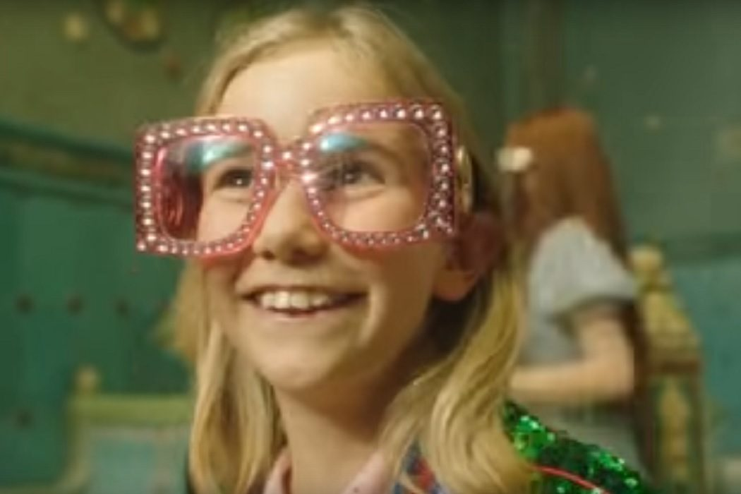 gucci eyewear short film 2017 petra collins