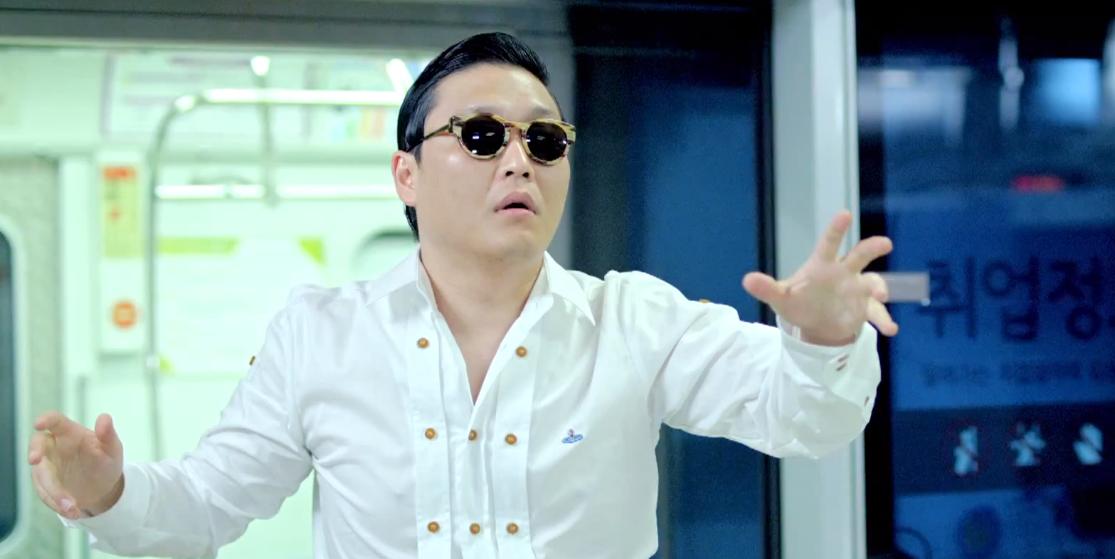 PSY sunglasses Gangnam style
