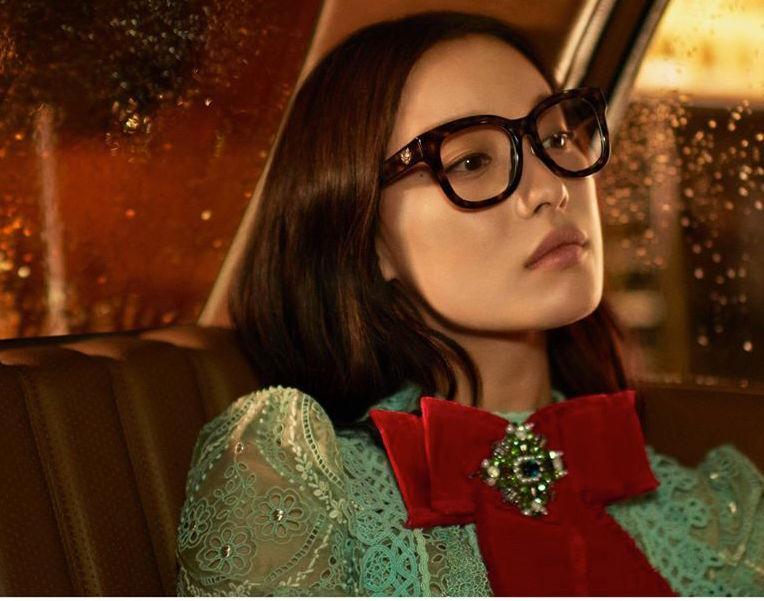 Gucci SS 2017 glasses