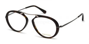 6f5ee6776aa Genius might be if you go for the dark Havanaa frame. Tom Ford FT 5346 is  your jackpot.