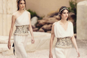 Chanel's Ancient Greek '17 Cruise Highlights