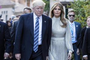 Melania Trump's Eyewear