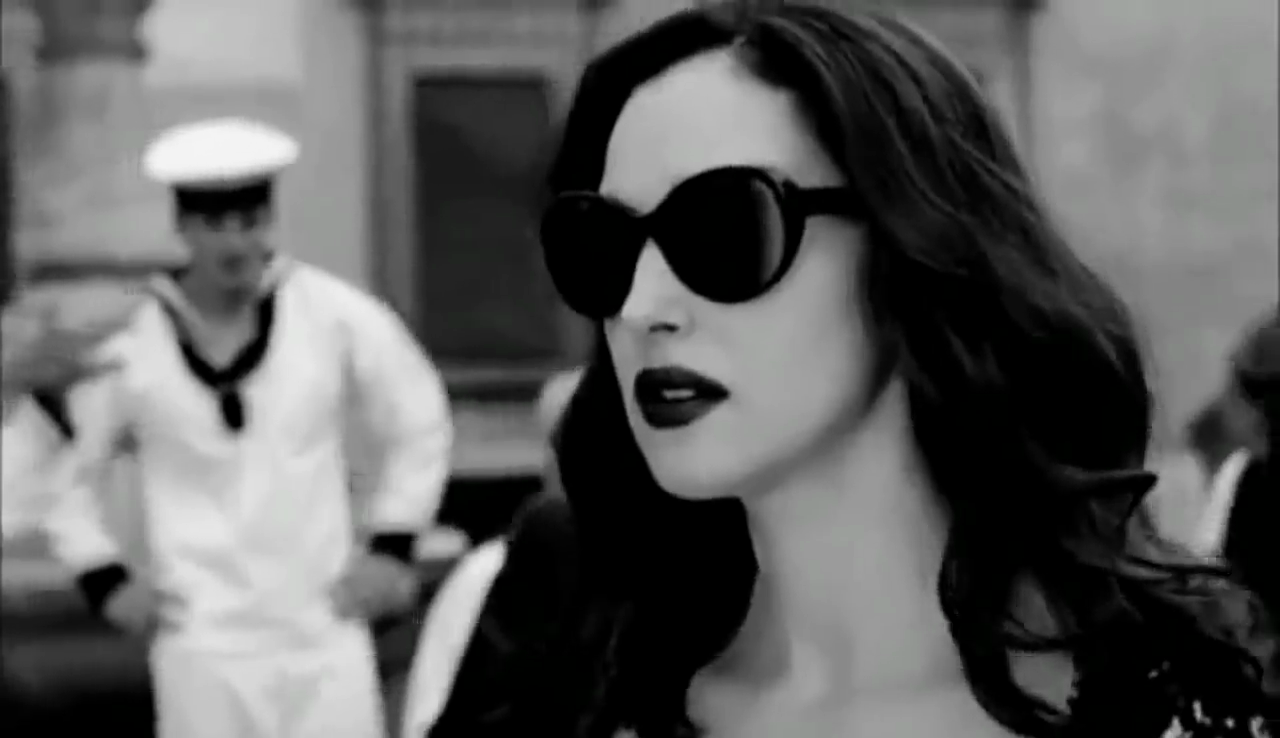 sunglasses in advert