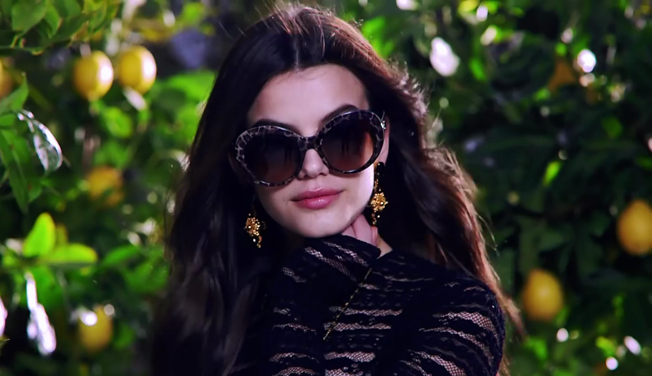 c213c5dc14c4 Last but not least, these Dolce & Gabbana DG4295 animal print sunglasses  have modern flair and a fantasy element compared to the other D&G pieces.