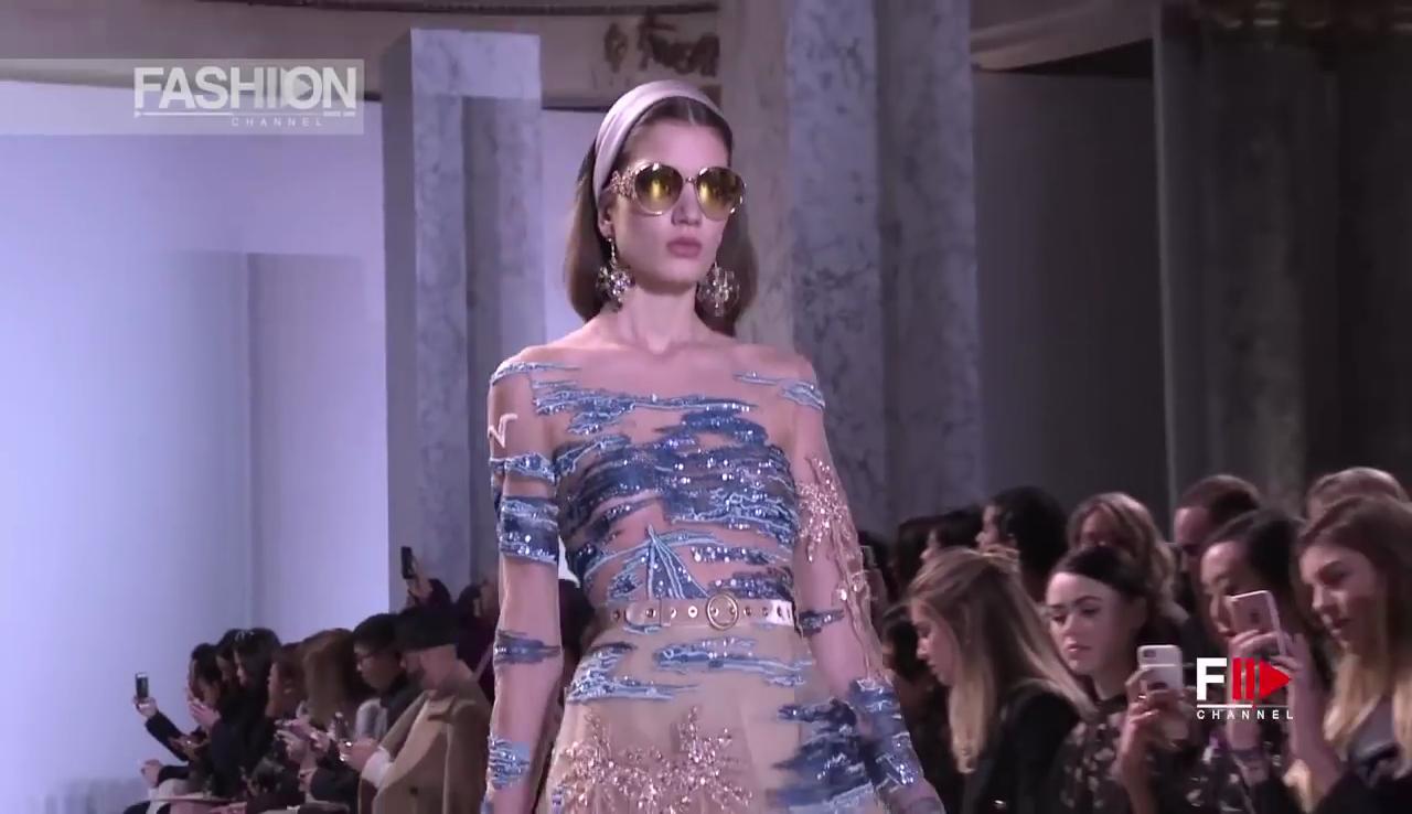 Elie Saab Couture sunglasses