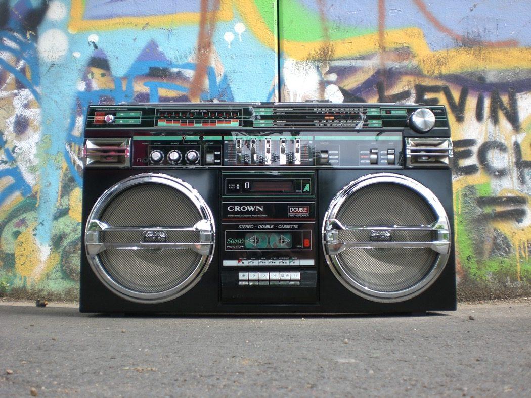 1980s Hip-Hop Artist Fashion