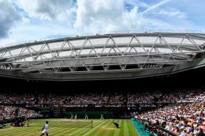 Legendary Wimbledon Athlete: Arthur Ashe