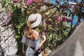 How To Style Straw Hats