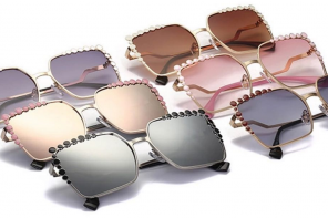Trending 2017: Studded Sunglasses