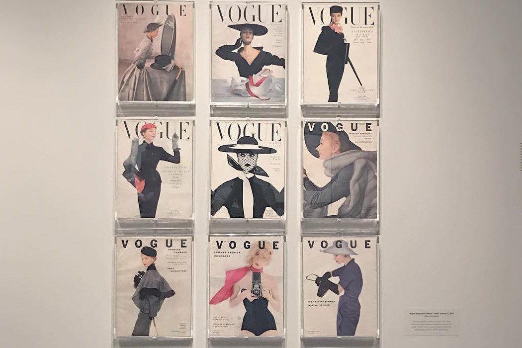 Vogue edito in chief eyewear