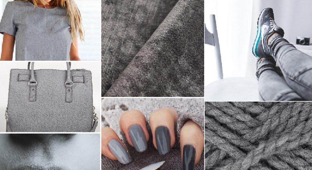 Sharkskin Grey colour trend AW17