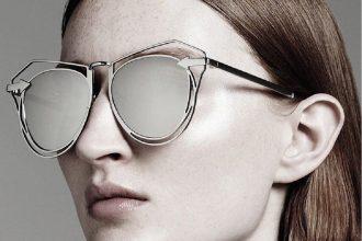 futuristic glasses eyewear trend 2018